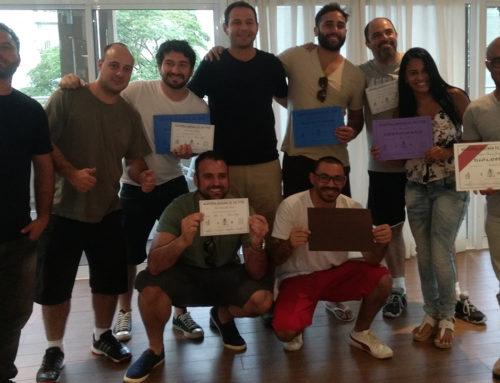 Entrega de Certificados 2016
